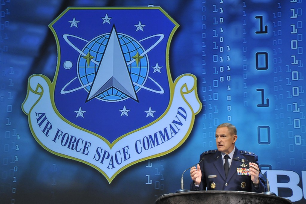 US Air Force Space Command