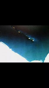 Huge UFO seen next to the ISS, caught on NASA's camera!