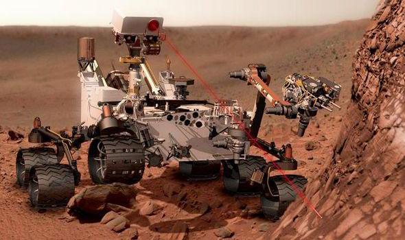 mars curiosity rover recent news - photo #34
