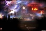 Look! Up In The Sky, It's A UFO, NO…. It's Project Blue Beam!?