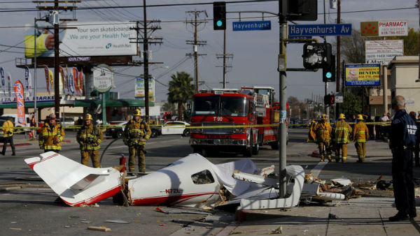 NASA engineer and expert pilot Alberto Behar crashed his small plane in the streets of L.A. on a clear day, the plane just lost altitude.