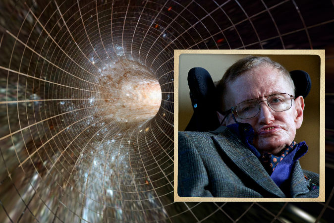 Professor Stephen Hawking has grave concerns about what the LHC could discover!