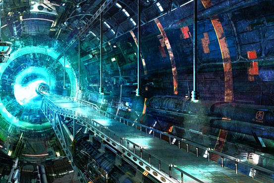 Is the LHC machine about to take us to places beyond our wildest dreams?