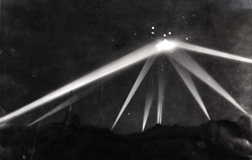 The Battle Of Los Angeles incident back in 1942