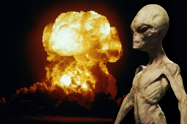 Have 'peaceful' Aliens been watching over us and preventing an all out nuclear conflict!?