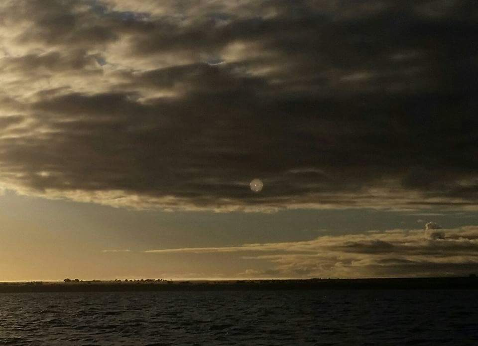 UFO News ~ 9/02/2015 ~ Glowing Cluster Of UFOs During Sunset Over Baltic Sea and MORE A11