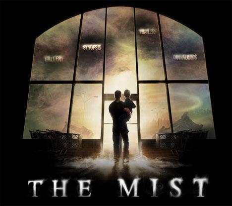 Il film 'The Mist' era basato su un test militare va male, permettendo alieni provenienti da un'altra dimensione per entrare nella nostra dimensione - suonare familiare !?