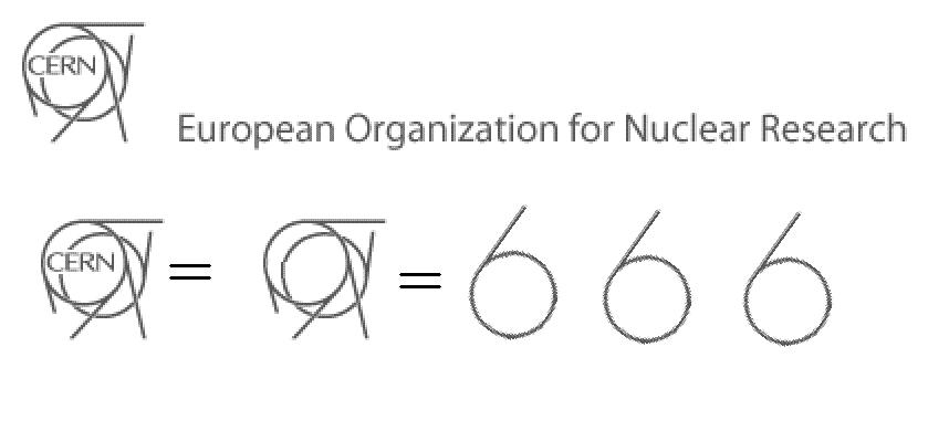 CERN - Il segno del Diavolo? (alcuni credono YES!)