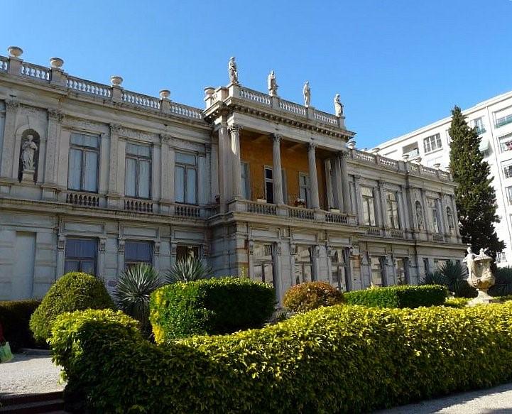 Palais de Marbre, Nice