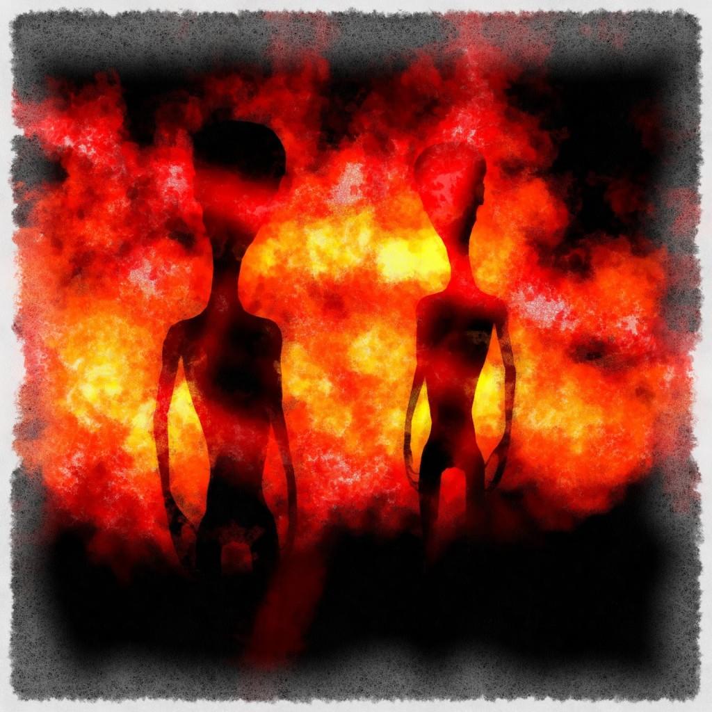 Aliens from Hell por Raphael Terra