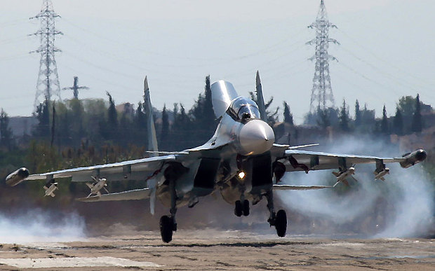Russia's was against ISIS is Syria being used as a distraction?