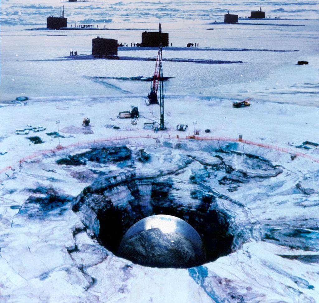 Risultati immagini per The Hidden History of Antarctica