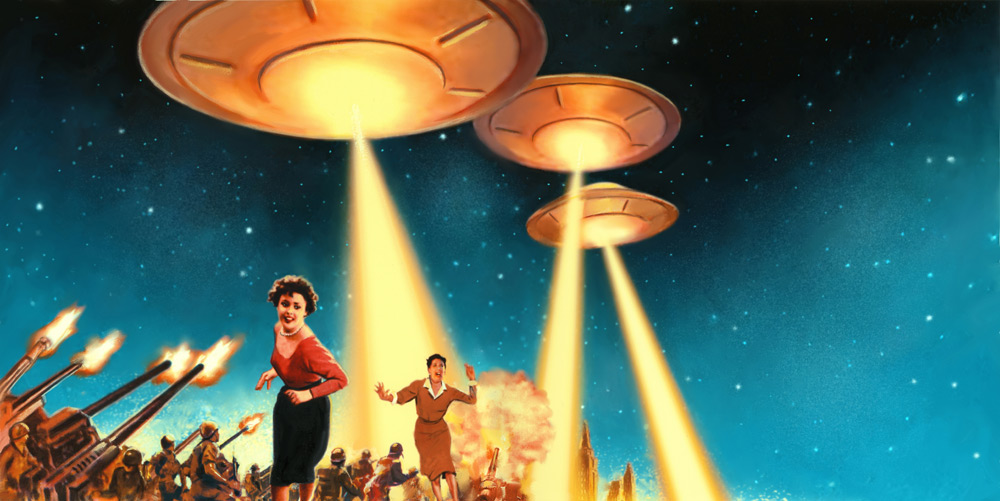 Recent reports of ufos